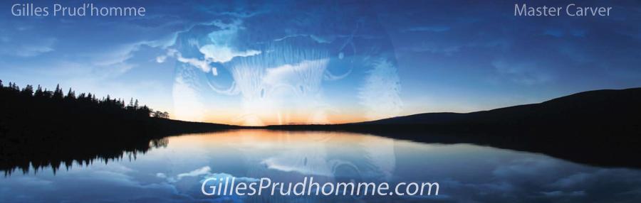 Gilles Prudhomme Title Banner